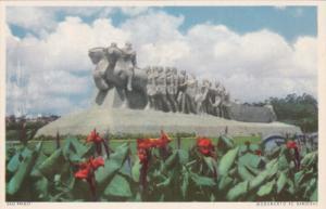 Sao Paulo , Brazil , 30-40s : Monumento As Bandeiras