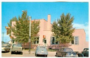 Exterior,  Consort Hotel,  Consort,  Alberta,  Canada,  40-60s