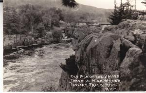 Minnesota - Old Man of the Dalles - Taylors Falls RP
