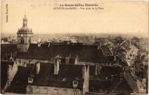 CPA Luxeuil-les-Bains - Vue prise de la Tour (636304)