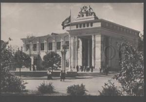 103795 USSR Exhibition Moscow pavilion Lithuania SSR Old PC