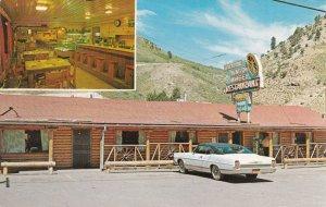 Wyoming Jackson Famous Wagon Wheel Restaurant sk5289