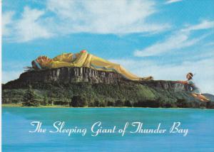 Sleeping Giant (Indian) , Thunder Bay , Ontario , Canada , 50-70s