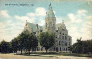 Court House Richmond IN unused