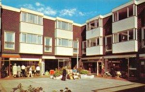 Vintage East Sussex Postcard, Brighton Square, Brighton HT8