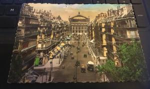 Vintage Postcard: Paris De L'Opera (Wee Wee Poo Poo LaLa)