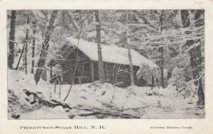 PECKETTS-ON-SUGAR HILL , New Hampshire , 1900-10s ; Copper Mining Camp
