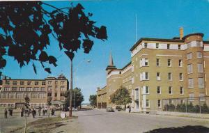 L'Ecole De Commerce Et l'Ecole De La Marine, Rimouski, Quebec, Canada, 1950-1...