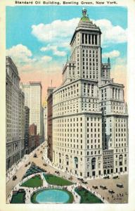 USA Standard Oil Building Bowing Green New York 02.05