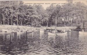 Canoeing And Boating South Jersey 4 h Camp Artvue