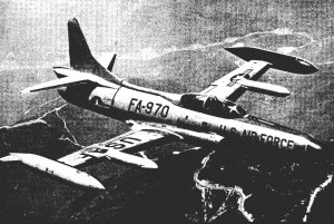 U S Air Force Lockheed F-94C Starfire