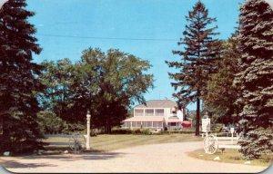 Michigan St Joseph Holiday House Restaurant 1952