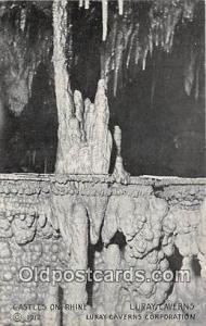 Cave, Caverns, Vintage Postcard Luray Caverns, VA, USA Cave, Vintage Postcard...
