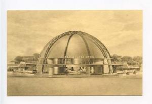 US Steel Exhibit 1939 New York Worlds Fair Postcard