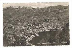 RP, Vista Dal Mte. San Salvatore, Lugano, Switzerland, 20-40s