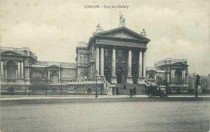 England London Postcard Tate Art Gallery