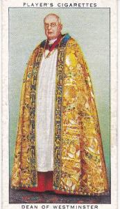 Cigarette Cards Players Coronation Series Ceremonial Dress No 8