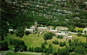 New York Rochester Aerial View Colgate Rochester Divinity School