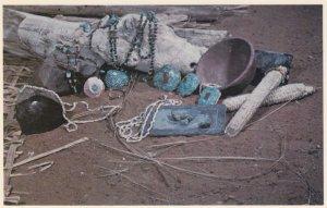 Clarkdale , Arizona , 50-60s ; Tuzigoot Indian Jewelry
