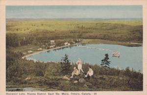 Ladies, Basswood Lake, Algoma District, Sault Ste. Marie, Ontario, Canada, 19...