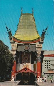 California Los Angeles Graumans Chinese Theatre