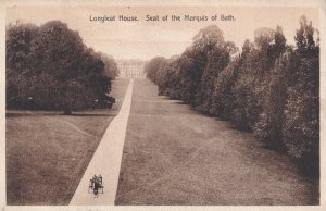 WARMINSTER, England, PU-1915; Longleat House, Seat Of The Marquis Of Bath