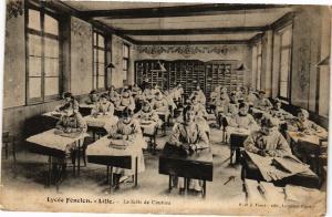 CPA Lycée fenelon - LILLE - La salle de couture (190407)