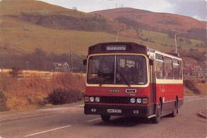 Postcard Bus, Merthyr Tydfil Borough Council 1983 Dennis Lancet SD512 #281