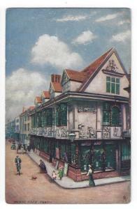 Vintage Postcard View, Ancient House, IPSWICH, Raphael Tuck