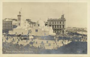 algeria, ALGIERS, Mosque le Pecherie (1930s) RPPC