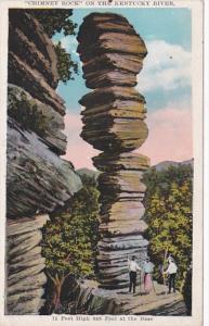 Kentucky Chimney Rock On The Kentucky River Kraemer Art