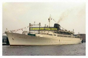 mc0009 - Spanish Liner - Cabo San Roque , built 1957 - photo 6x4