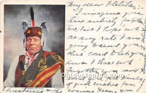 Ute Medicine Man Indian 1904
