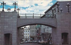 Le Porte Prescott, Cote de la Montagne, Quebec, Canada, 40-60s