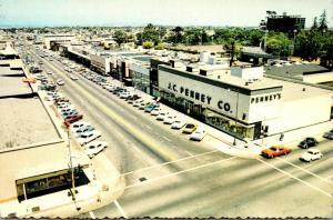 California San Mateo Fourth Avenue Shopping District