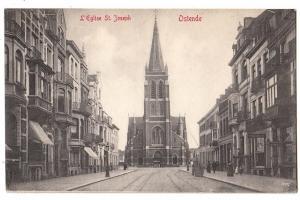 L'Eglise St. Joseph, Ostende