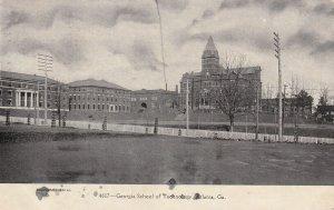 ATLANTA, Georgia, PU-1907; Georgia School Of Technology