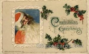 John Winch 1912, Santa Claus, Christmas, Postcard Postcards  John Winch