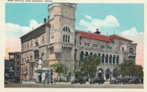 SAN ANTONIO , Texas , 1900-10s ; Post Office