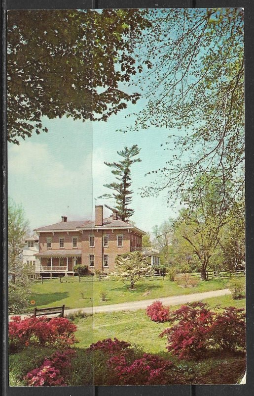 Ohio - Brick House - Beman Gates Dawes Home - [OH-041]