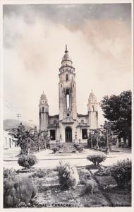 Venezuela Caracas Cathedral Nacional Real Photo