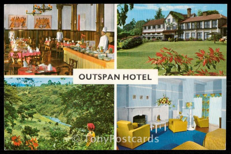 Outspan Hotel