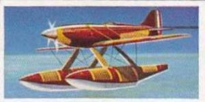 Lyons Tea Vintage Trade Card Wings Of Speed 1961 No 11 Macchi-Castoldi M C 72...
