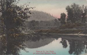 Scene At ST. JOE RIVER, Idaho, PU-1908, # 2