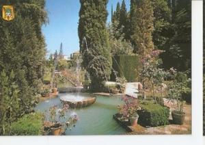 Postal 047853 : Granada. El Generalife. Jardines
