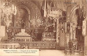 BF7465 paray le monial chapelle de la visitation france        France