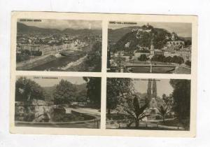 RP, 4 Different Views Of Graz (Styria), Austria, 1920-1940s