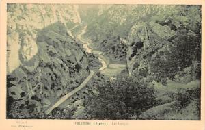 Palestro Algeria, Alger, Algerie Les Gorges Palestro Les Gorges