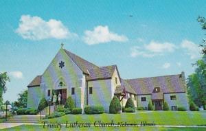 Illinois Nokomis Trinity Lutheran Church 1985