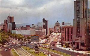 Mexico Old Vintage Antique Post Card El Caballito 1965